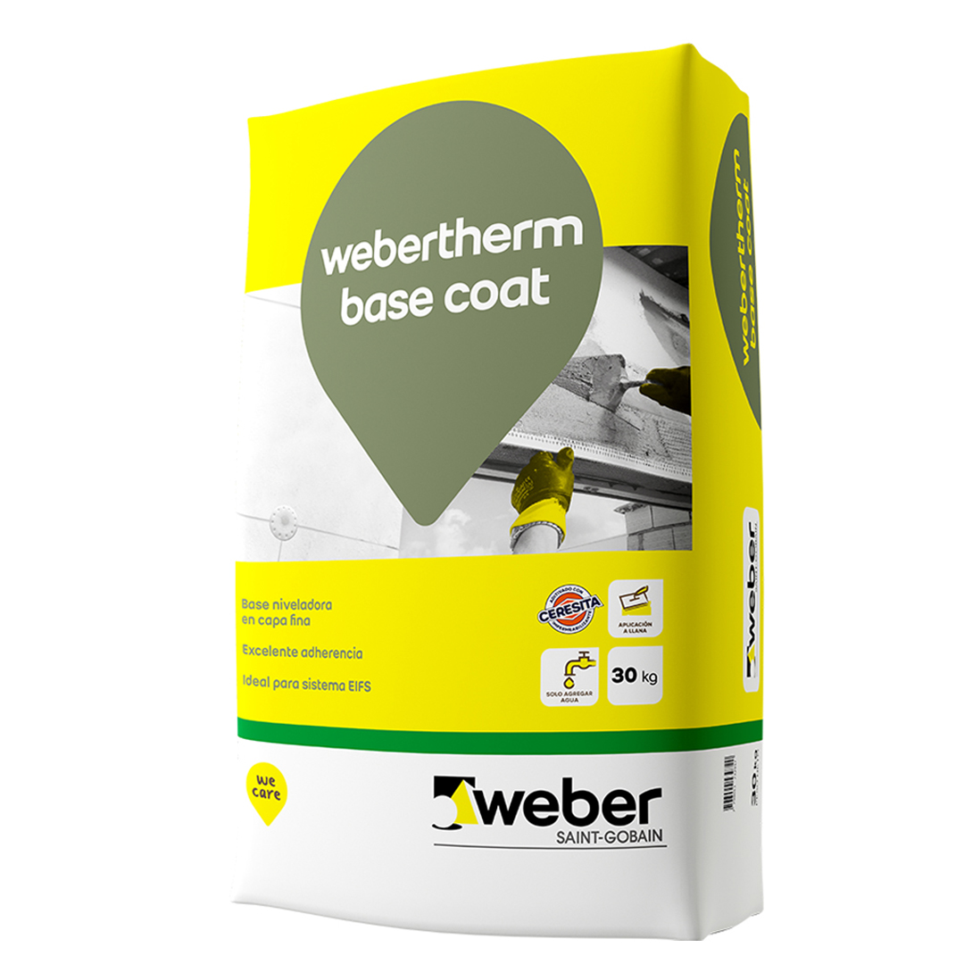 WEBERTHERM BASE COAT GRIS